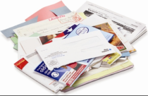 paper+and+mail+pile